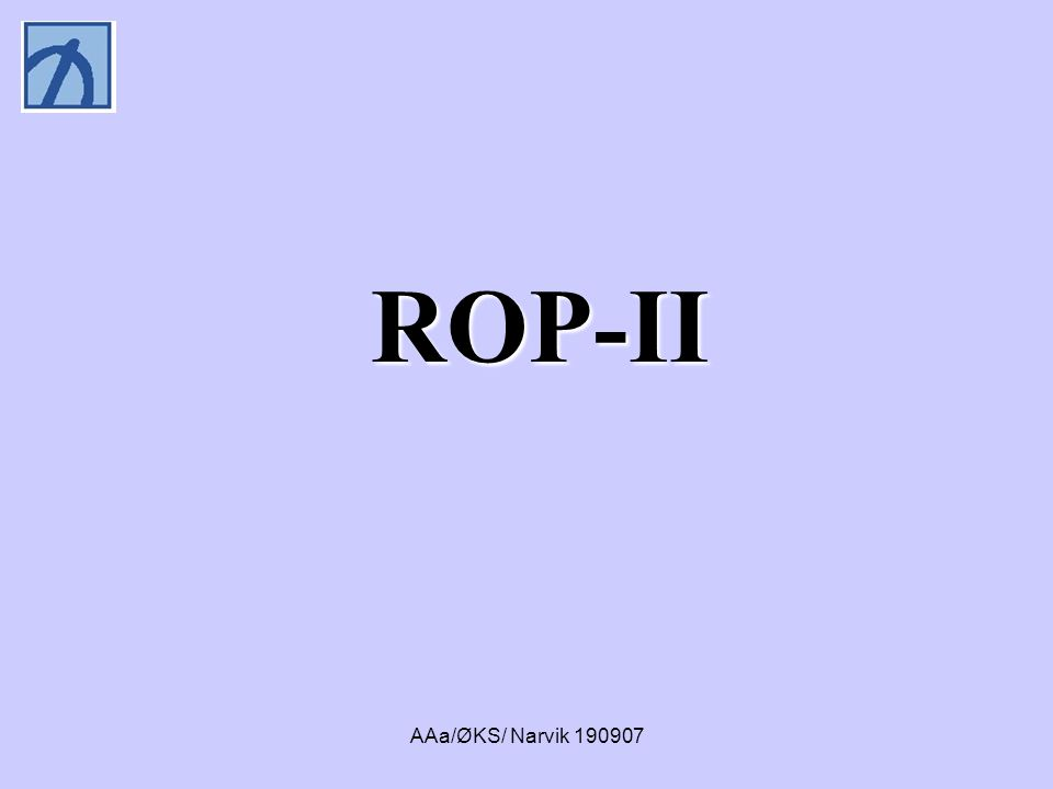 ROP-II