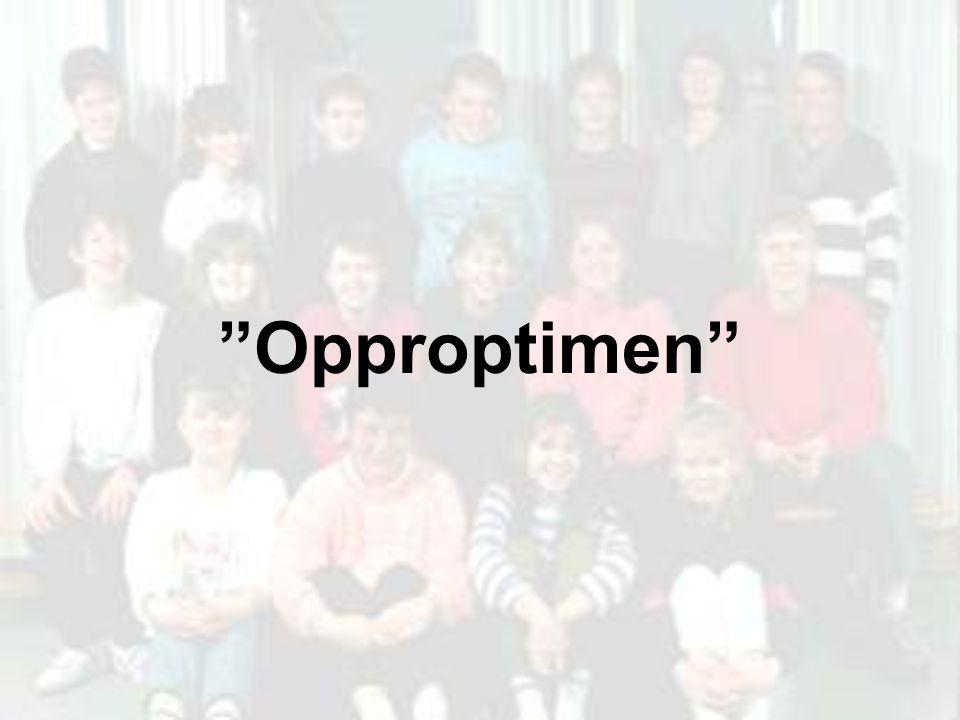 """""""Opproptimen"""""""