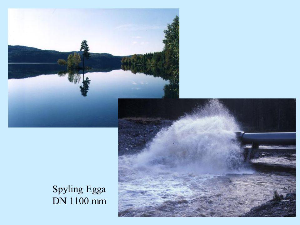 26 Spyling Egga DN 1100 mm