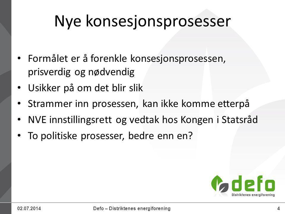 02.07.2014Defo – Distriktenes energiforening5 Ekstern kvalitetssikring.