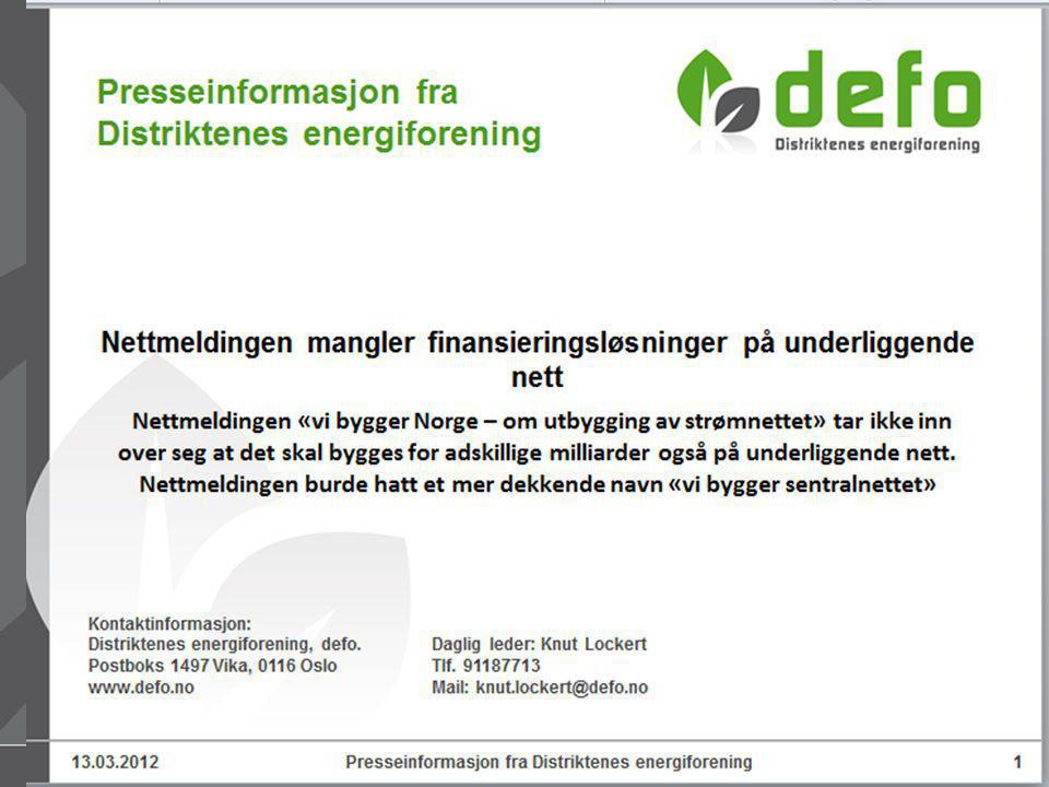 02.07.2014Defo – Distriktenes energiforening8