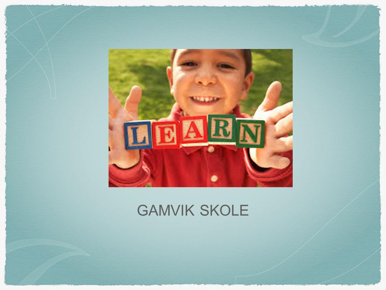 GAMVIK SKOLE