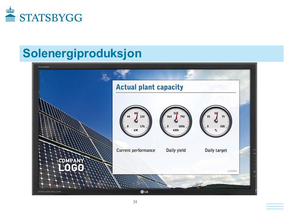 Solenergiproduksjon 34