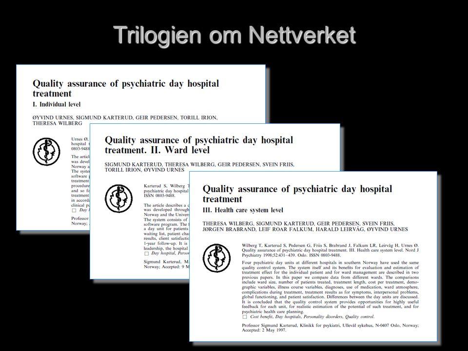 Trilogien om Nettverket