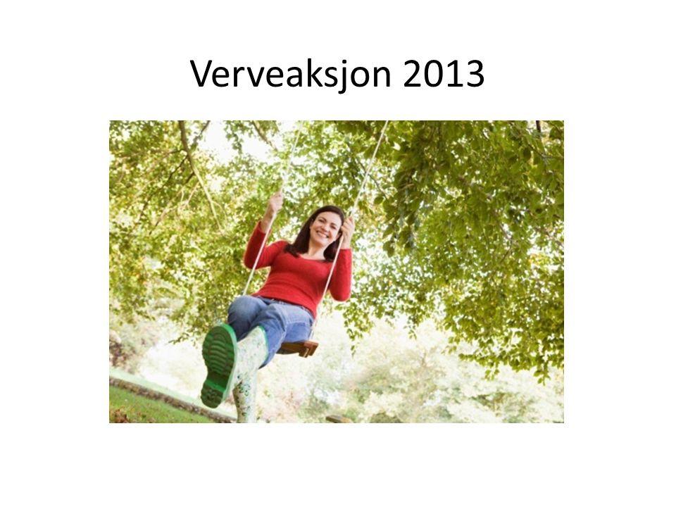 Verveaksjon 2013