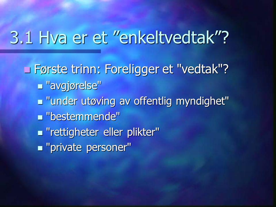 4.1 Legalitetsprinsippet  Eks.: Kan tolleren kroppsvisitere Peder Ås.