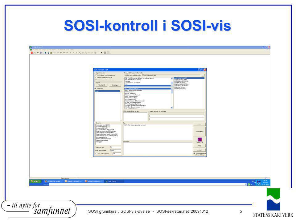 5 SOSI-kontroll i SOSI-vis