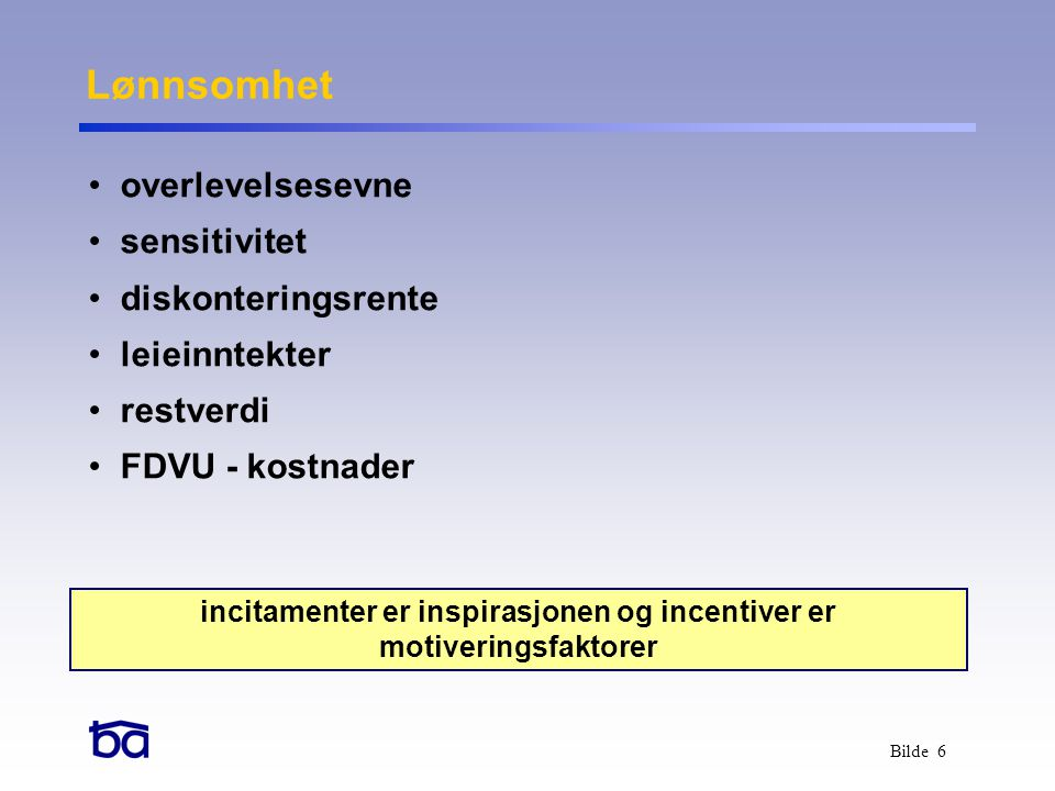 Bilde 7 Dokumentasjon - output