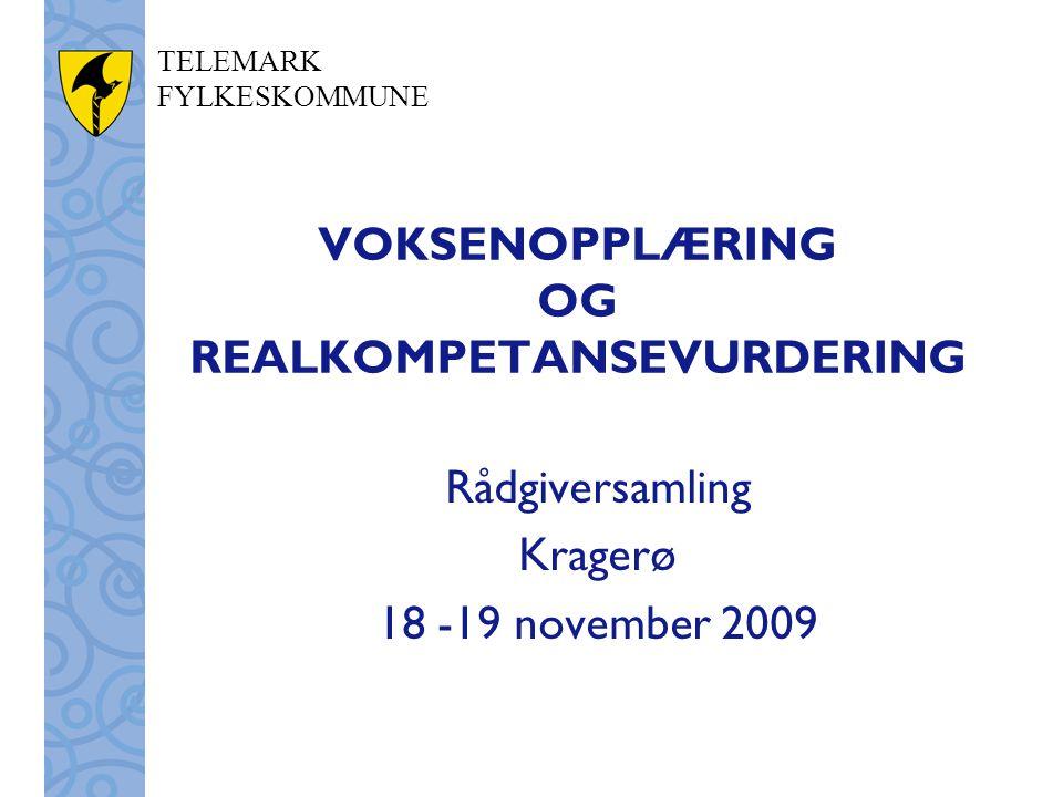 Hva innebærer voksenretten (§ 4A-3)  Fyller 25 år i opplæringsåret  Ikke fullført vgo (uavhengig av bestått/ikke bestått)  Grunnlag for opphold i Norge  Tilpasset opplæring  Gratis læremidler  Grunnleggende ferdigheter  Ikke • Skyssgodtgjørelse • Spesialundervisning