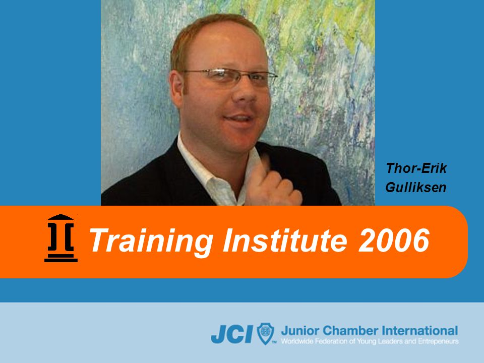 Thor-Erik Gulliksen Training Institute 2006