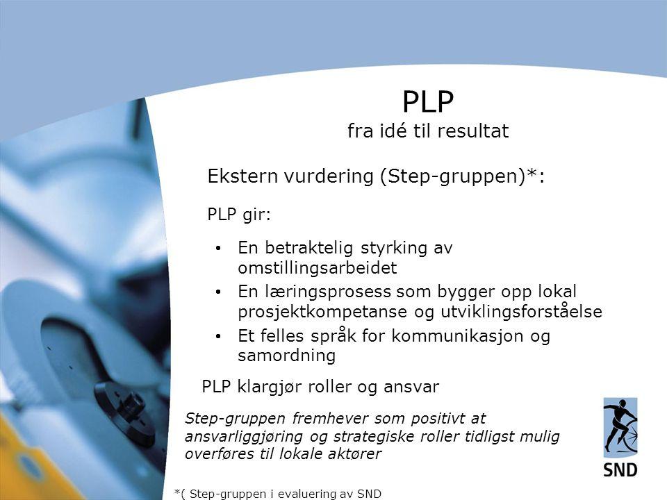 Som ordfører følte jeg at vi i Odda på kort tid satte norgesrekord i antall PLP-kursdeltakere.