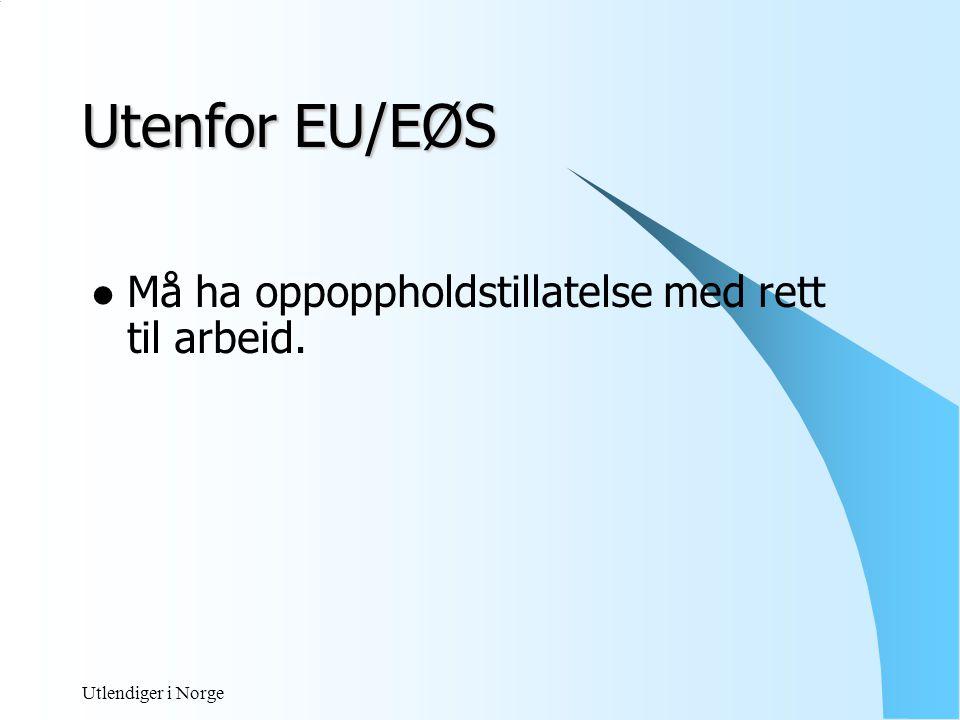 Utlendiger i Norge SKATTEPLIKTEN Skatteloven av 26.03.1999 nr 14. regulerer skatteplikten til Norge