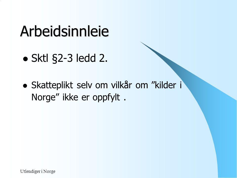 Utlendiger i Norge Styregodtgjørelse, lønn til daglig leder mm.