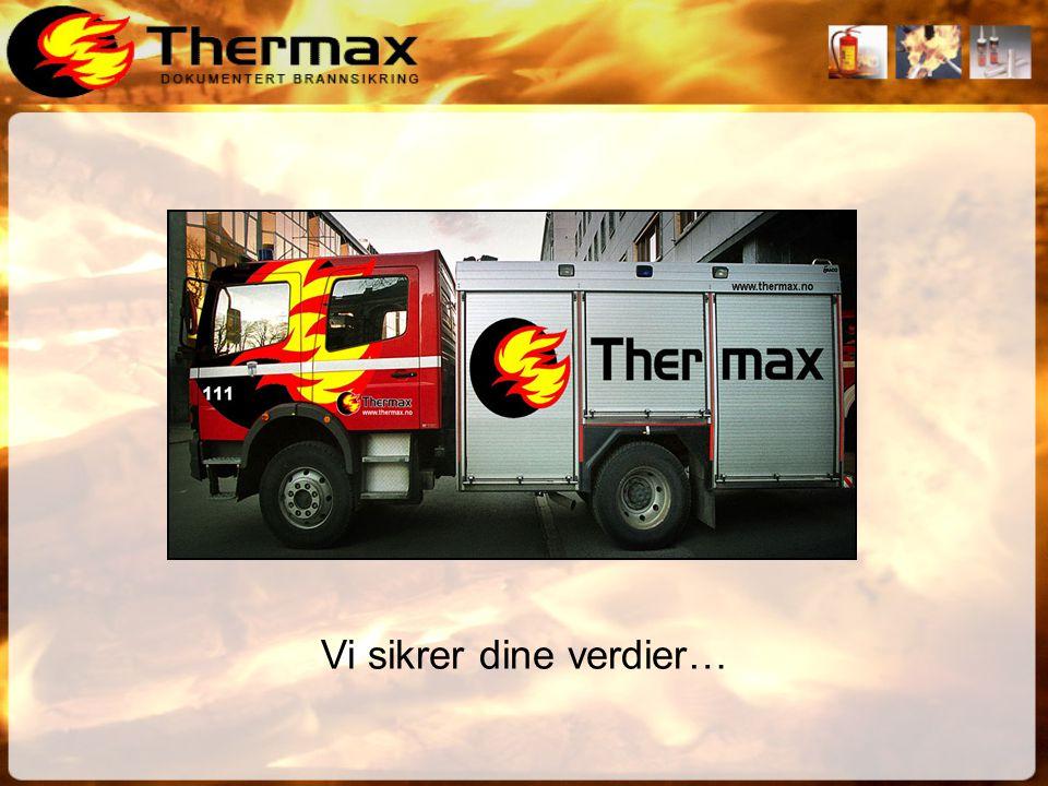 Om Thermax AS Våre virksomhetsområder Fra starten av var hovedtyngen av selskapets arbeid knyttet til entreprenørvirksomhet innen passiv brannsikring.