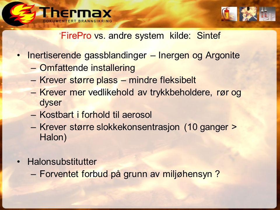 ' FirePro vs.
