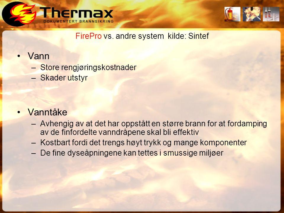 FirePro vs.