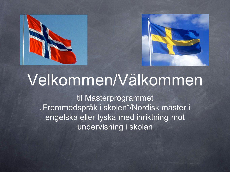 Assoc. Prof. Dr. R. Steinar Nybøle Programkoordinator steinar.nybole@hiof.no