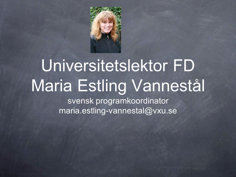 Universitetslektor Dr. fil. Sigrid Dentler Göteborgs universitet sigrid.dentler@tyska.gu.se