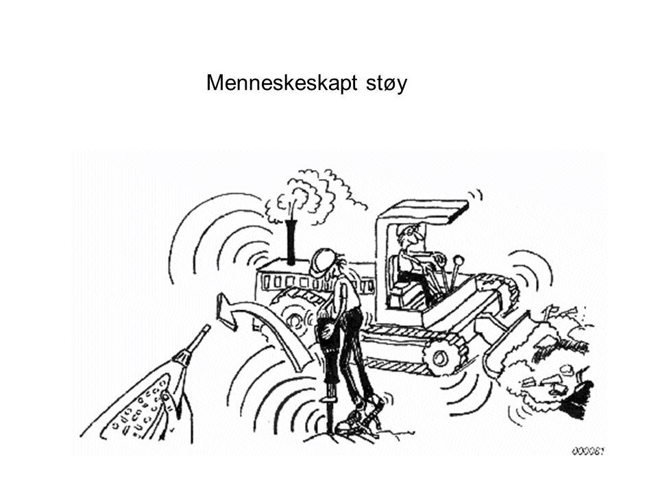 Menneskeskapt støy