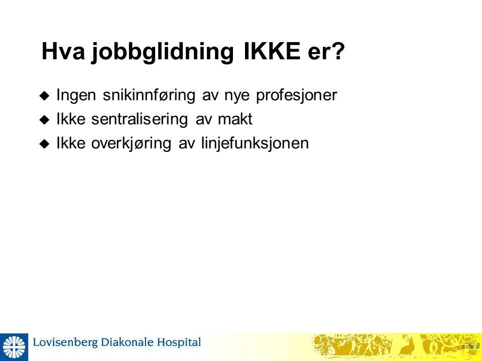 Skopisykepleier Bakgrunn: Ventelister til gastro, endo og coloskopier Screening for tarmkreft Samarbeid med AHUS og Helsedirektoratet Egen diplomutdanning i Stockholm