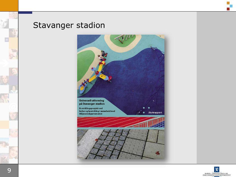9 Stavanger stadion