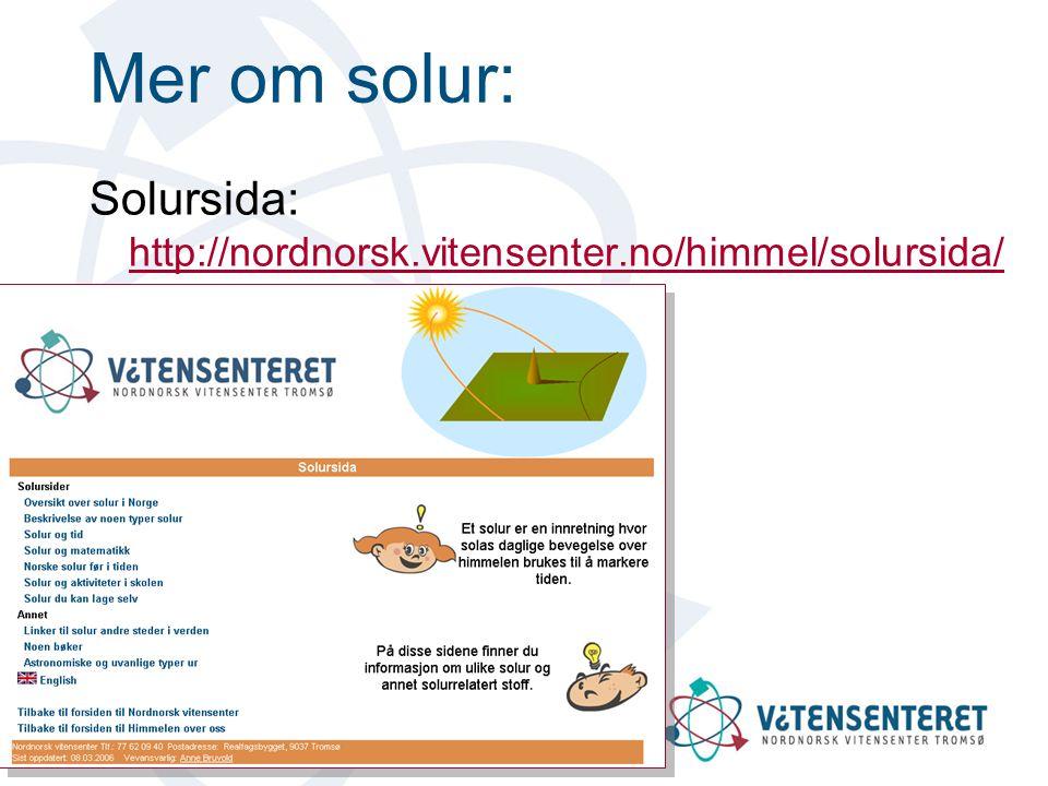 Solurprosjekter fra Fjell skole