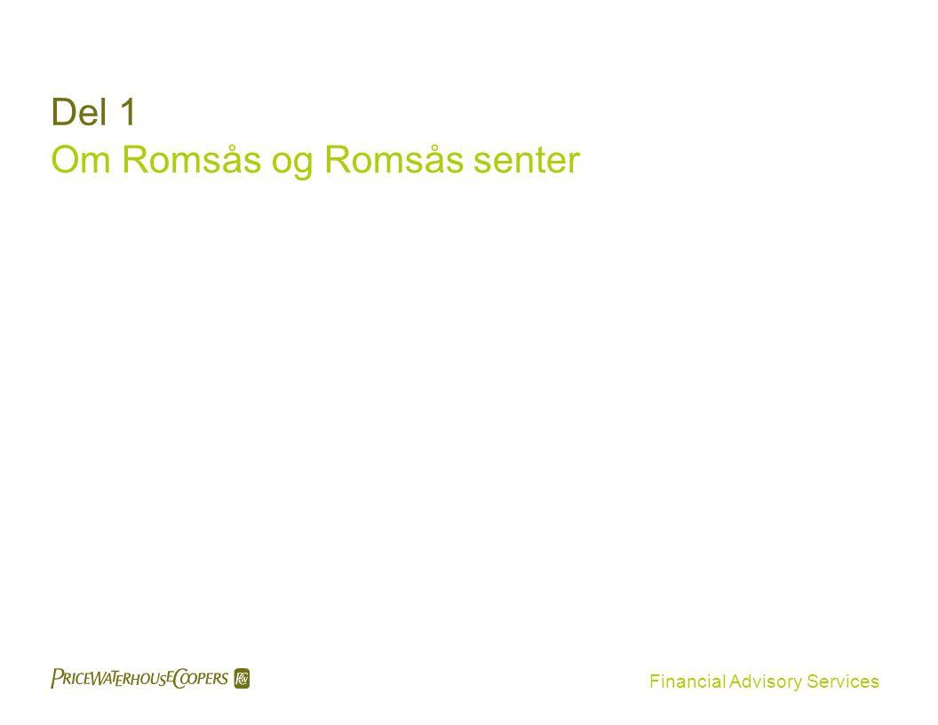 Financial Advisory Services Del 1 Om Romsås og Romsås senter