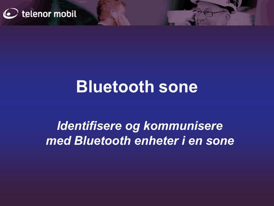 Bluetooth hardware •3Com USB Dongle (3CREB96) •Klasse 2 (10 m) •CSR Bluetooth chip