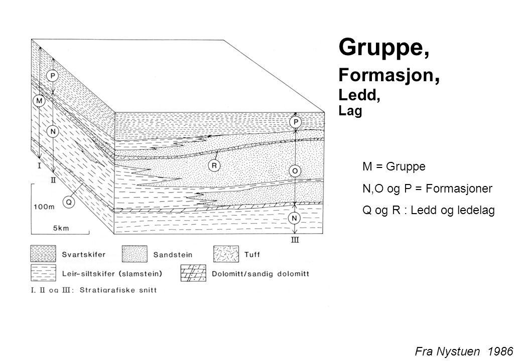 Litodemiske enheter Fra Nystuen 1986 En litodemisk enhet er en bergartskropp av intrusive, vulkanske eller høymetamorfe bergarter som mangler primære strukturer