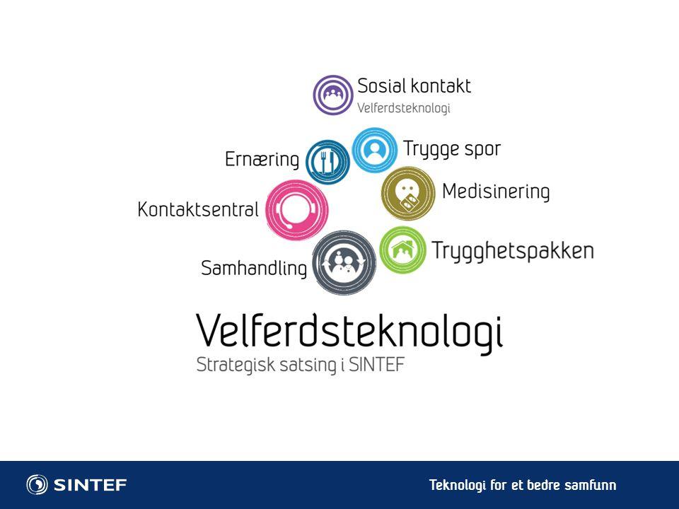 Teknologi for et bedre samfunn 1.
