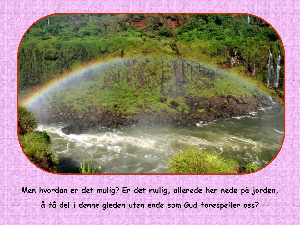 Guds ord for denne måneden er en oppfordring til oss.