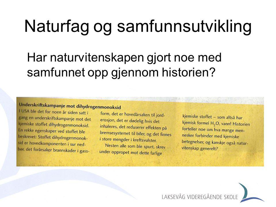 Historisk utvikling – en grov og meget enkel oversikt Før 600 f.Kr.