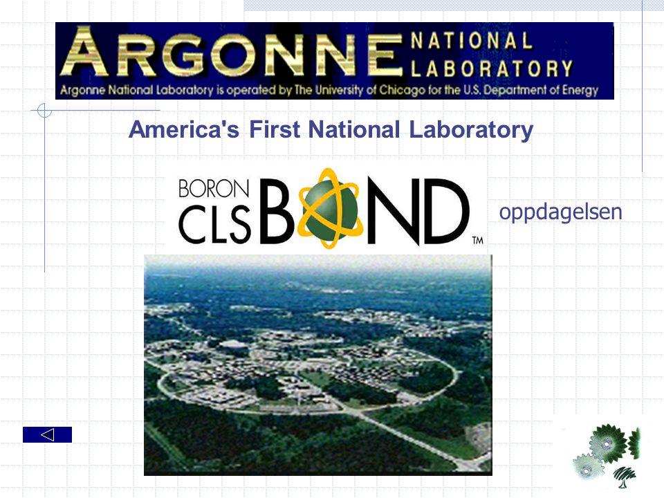 America's First National Laboratory oppdagelsen