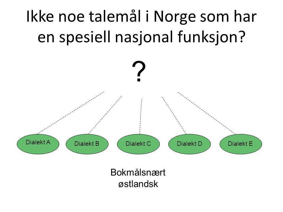 Sant at Norge er et dialektparadis? Kilde: ving.no Kilde: reisenorge.no
