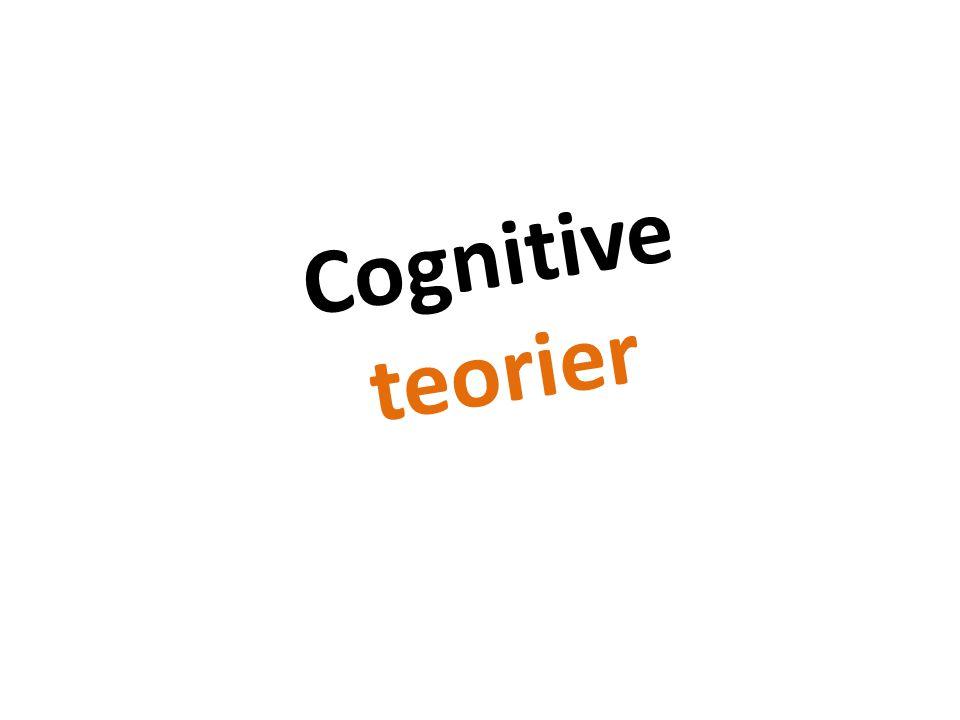 Cognitive teorier