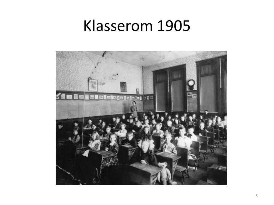 Klasserom 1905 8