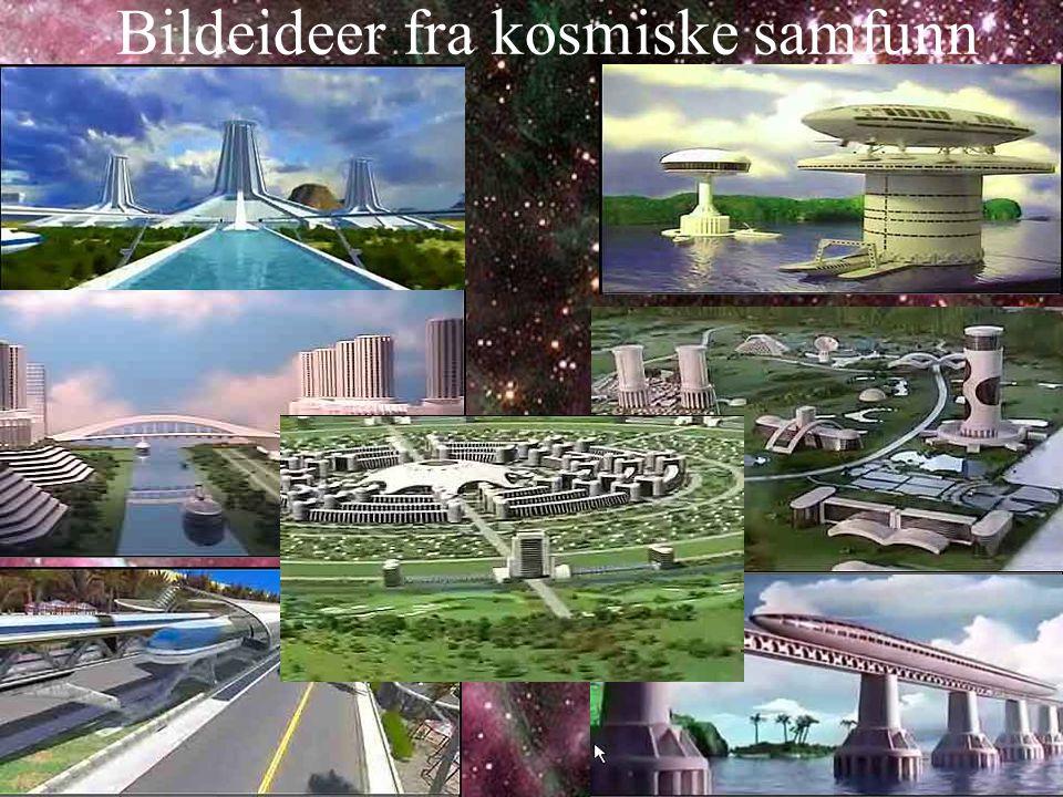 Bildeideer fra kosmiske samfunn