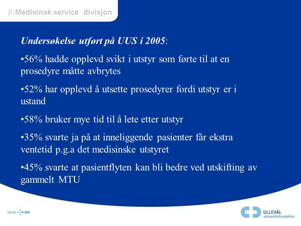 //:Medisinsk service divisjon Ønskesituasjonen!.