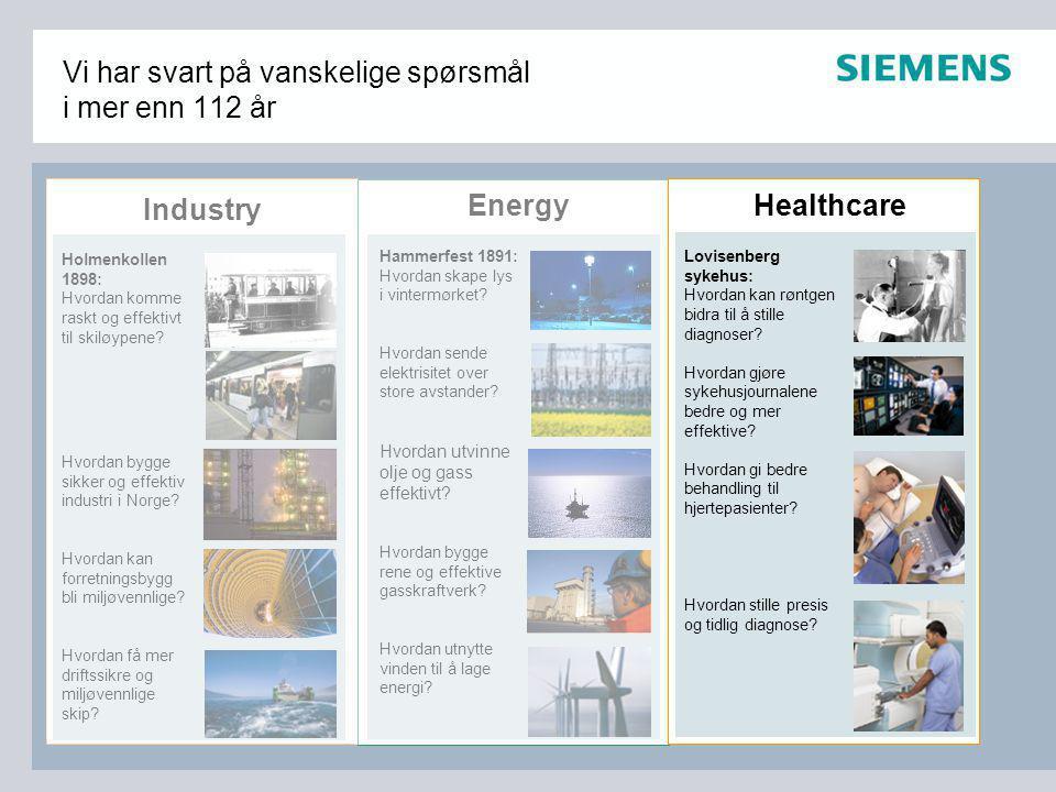  Siemens Financial Services, en del av Siemens gruppen, er en ledende leverandør av finansielle løsninger til næringslivet i Norden.