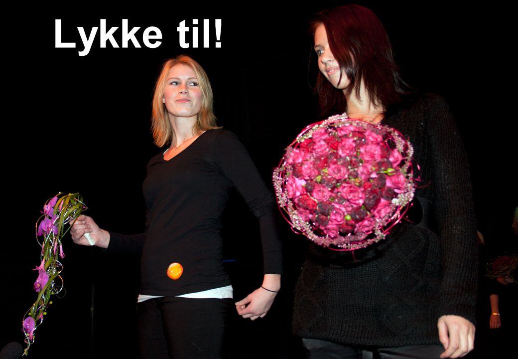 Oslo kommune Utdanningsetaten 32 Lykke til!