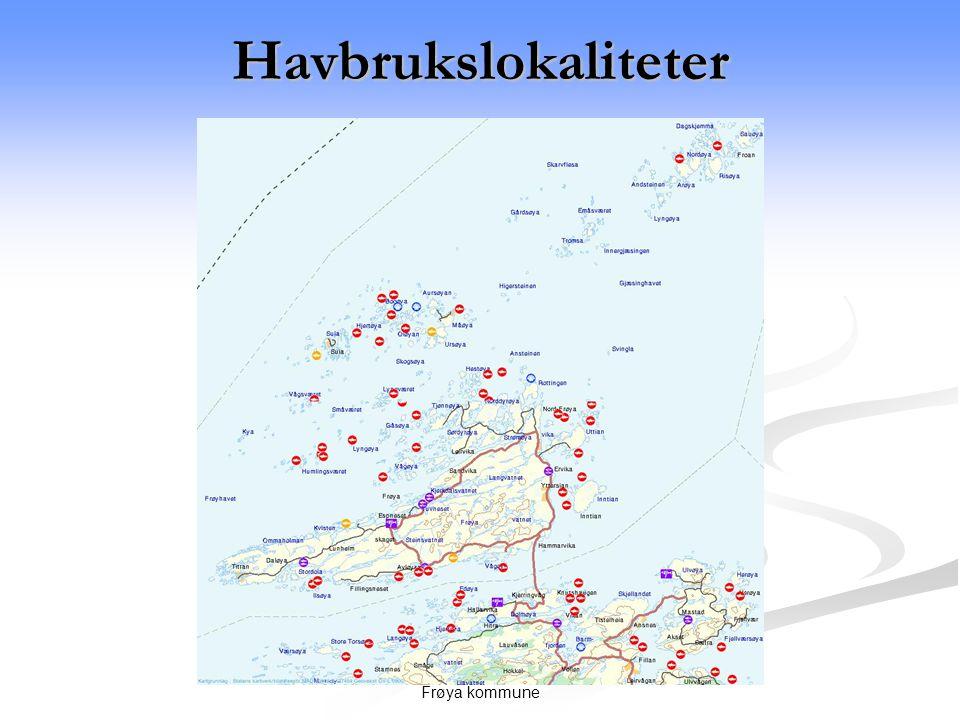 Informasjonskonsulent Marit Norborg Frøya kommuneHavbrukslokaliteter