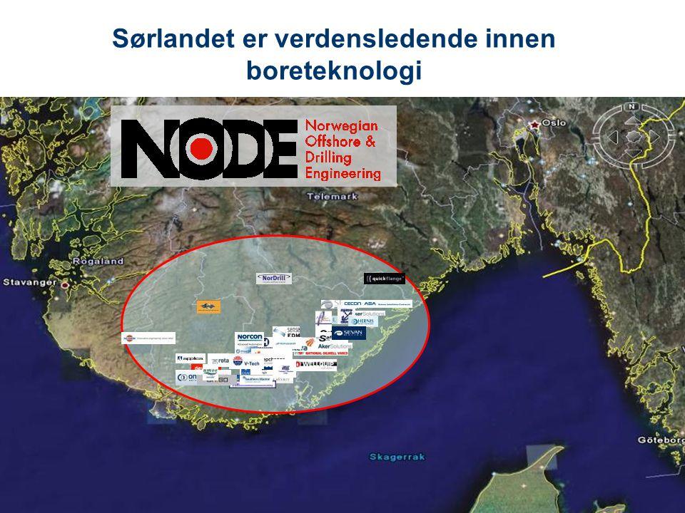 Sørlandet er verdensledende innen boreteknologi