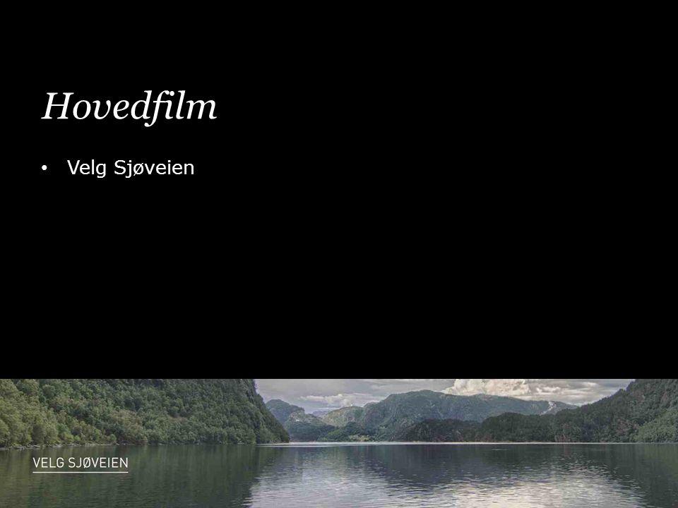 Hovedfilm • Velg Sjøveien