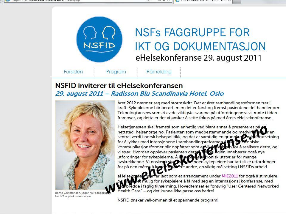 www.ehelsekonferanse.no