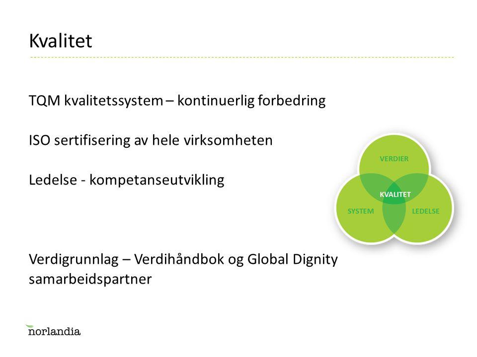 Fakta Norlandia Care Group OMSETNING 1,5 ANSATTE 2 700 MARKEDER Norge Sverige Finland Barnehager Pasienthotell Eldreomsorg FORRETNINGSOMRÅDERENHETER Tall for 2013, estimert