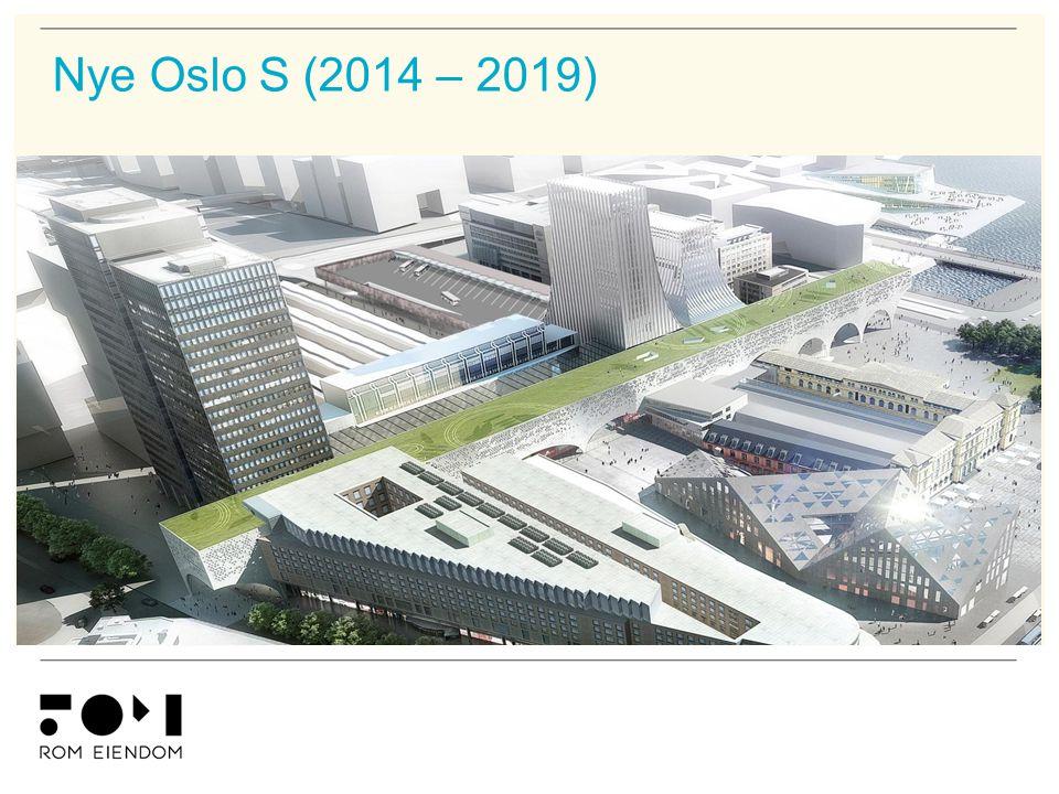 Nye Oslo S (2014 – 2019)