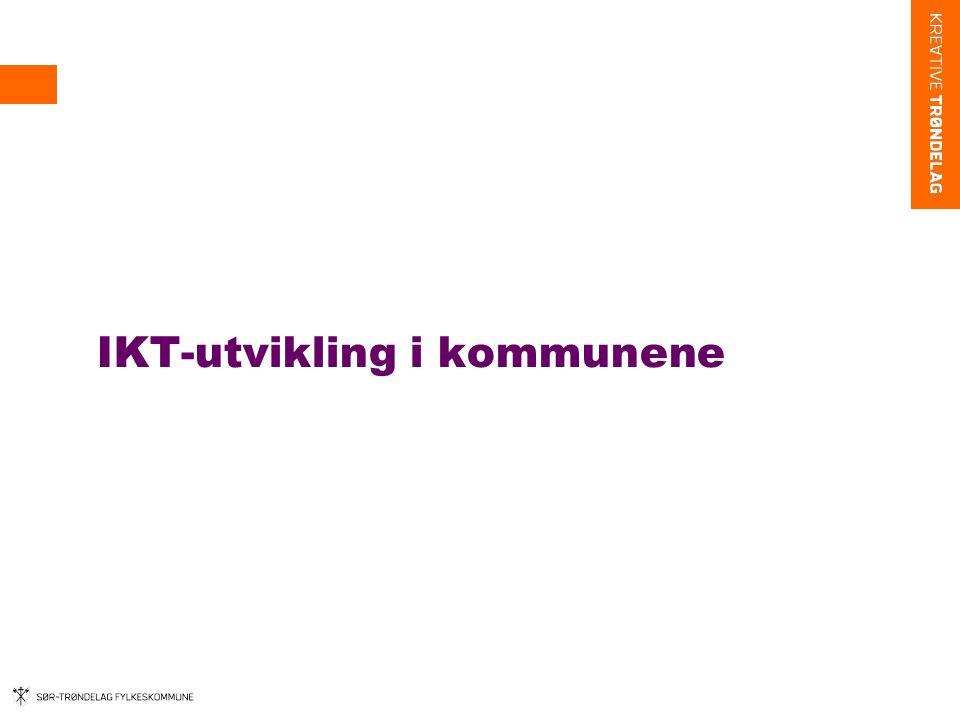 IKT-utvikling i kommunene