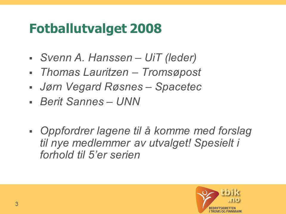 3 Fotballutvalget 2008  Svenn A.