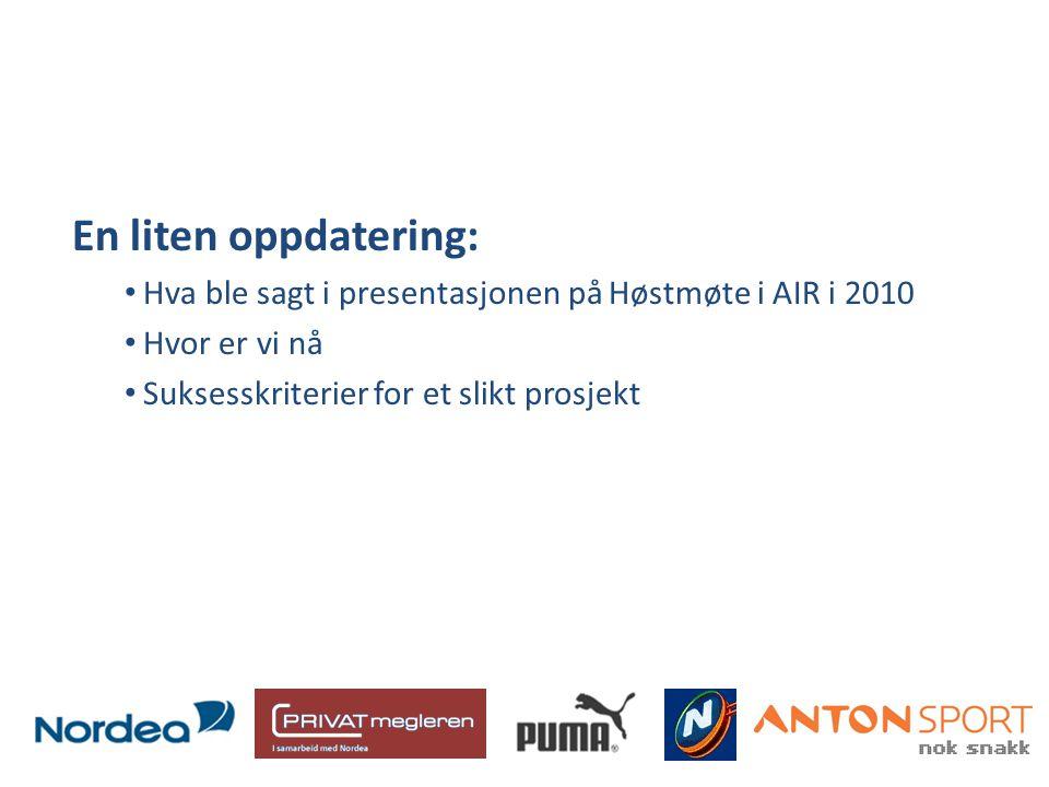Hva skjedde på Holmsbu høsten 2008.
