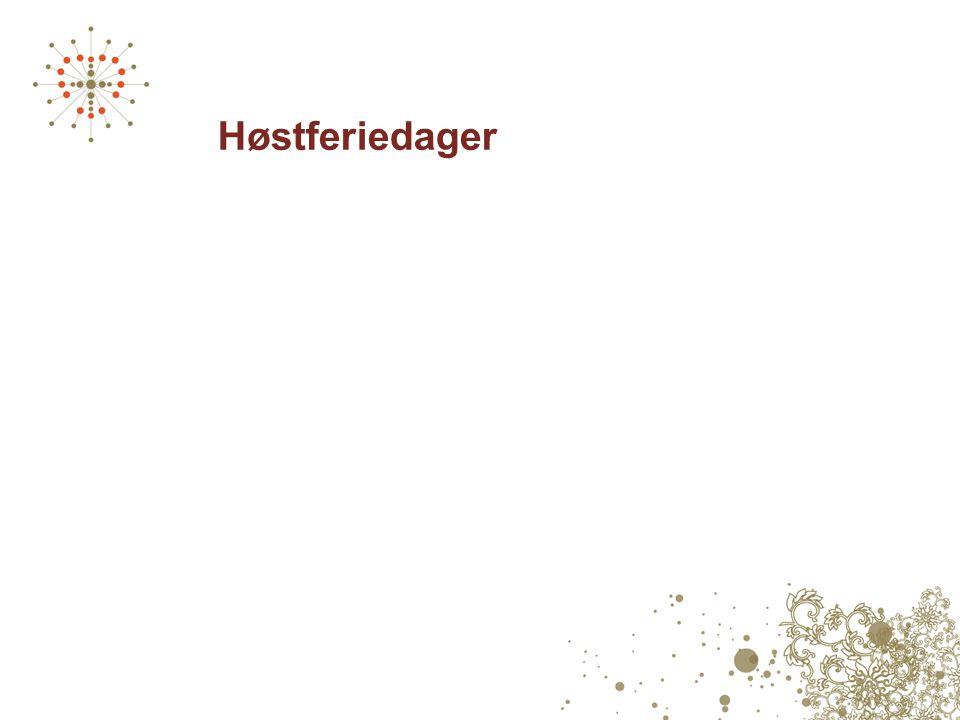 Høstferiedager Høstferiedager i kirka Hasvik menighet Adresse: Pb. 14, 9590 Hasvik Telefon: 78451141 Mobil: 99 44 65 78 (Ann Mari) E-post: ann.mari.ch